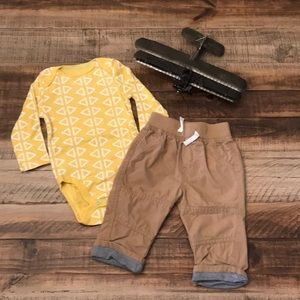 Other - Baby Boy Outfit 3-6 months